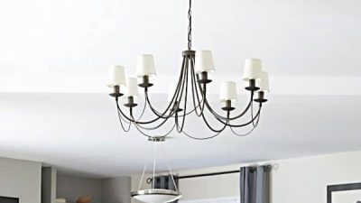 Light Fixture Installation Home Services