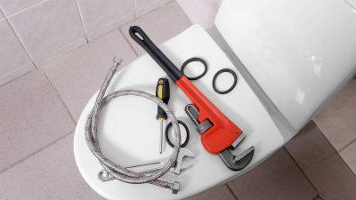 toilet repair tools